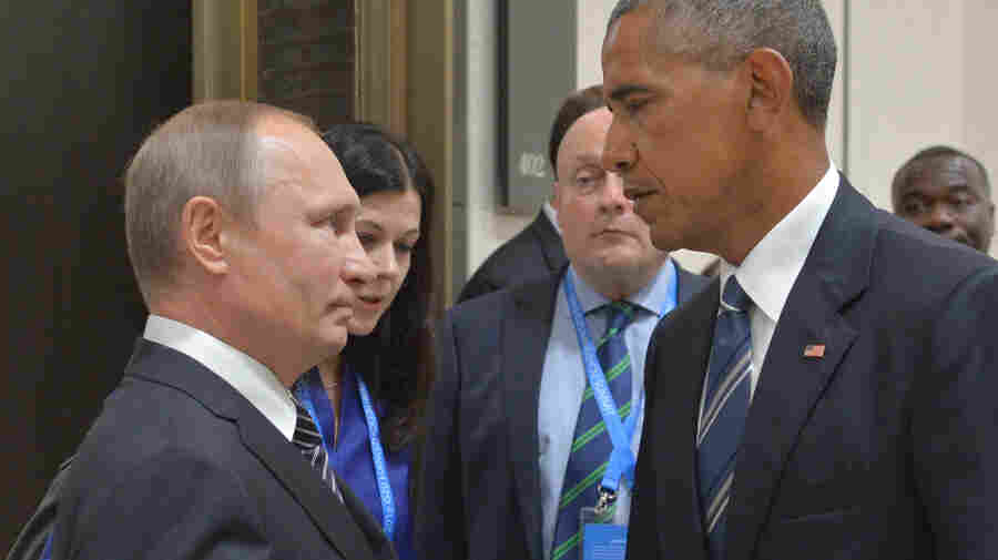 FACT CHECK: Why Didn't Obama Stop Russia's Election Interference In 2016?