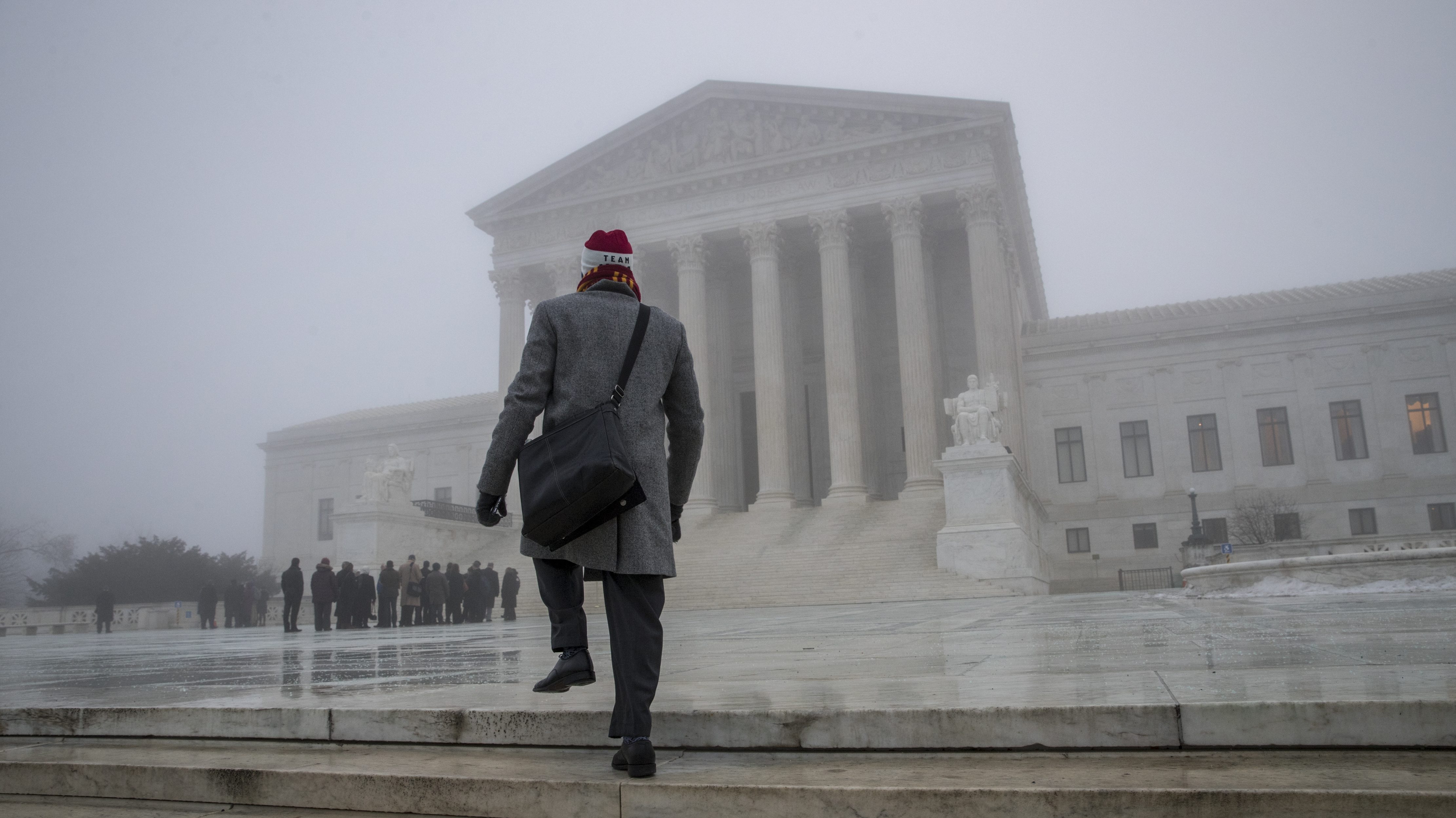 Supreme Court Gets Moving, Issuing As Many Decisions In One Day As It Has In 5 Months
