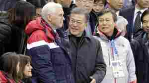 Pence Planned To Meet North Koreans At Olympics, But Pyongyang Canceled