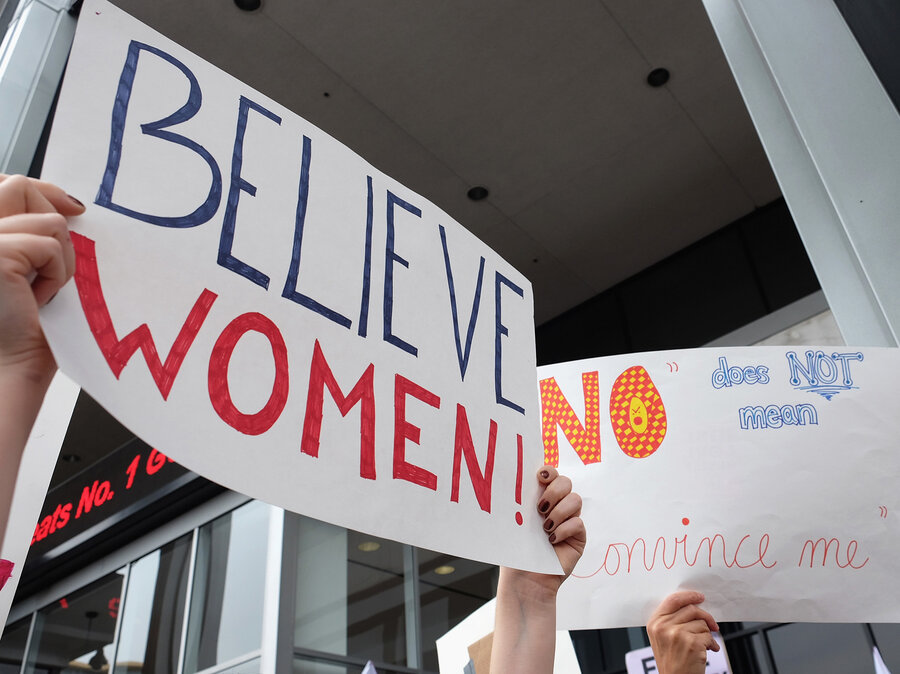 A New Survey Finds 81 Percent Of Women Have Experienced Sexual Harassment