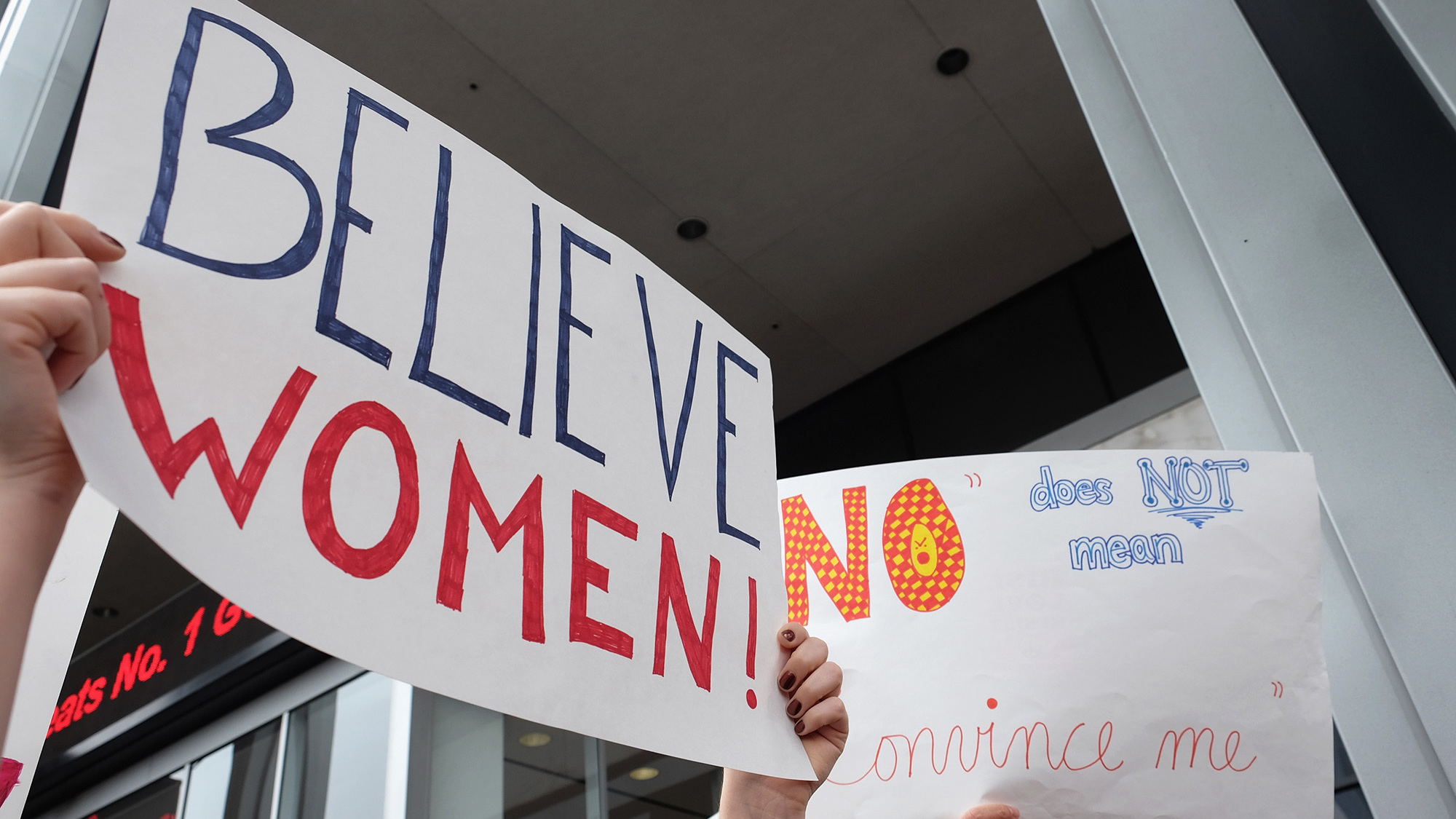 Sexual harassment in the workplace stories of faith