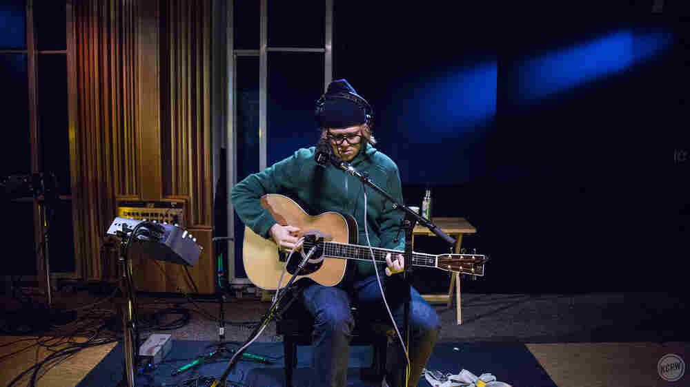 Watch Brett Dennen Perform 'Already Gone' Live In The Studio