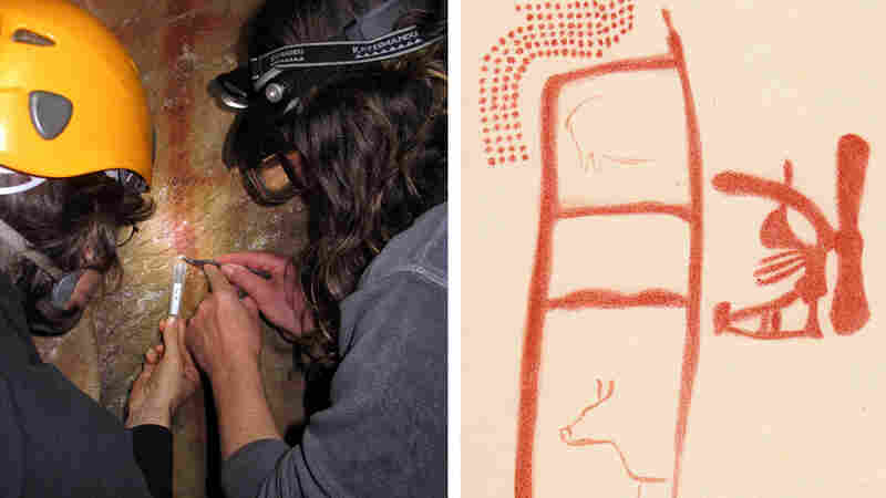 Cave Art May Have Been Handiwork Of Neanderthals