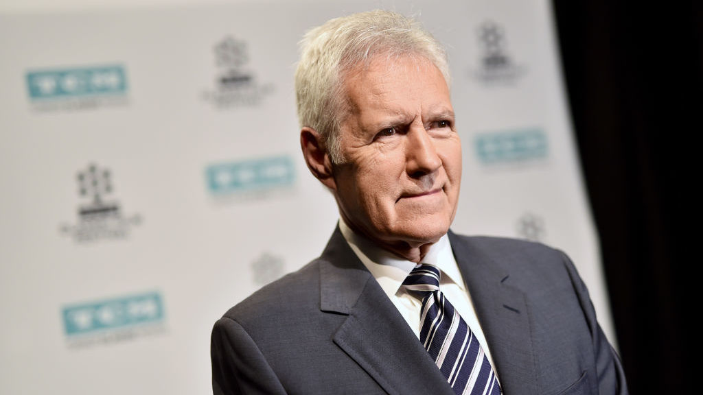 Alex Trebek: Running for office 'a possibility'