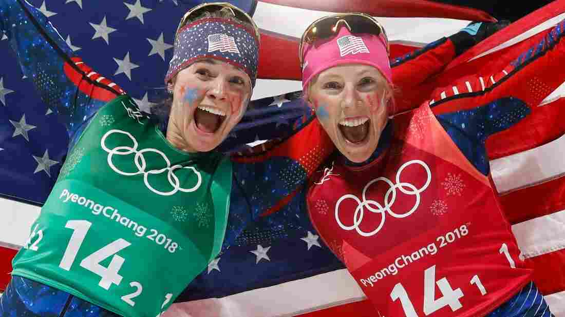Drought over: US women win 1st Olympic cross-country medal - and it's gold