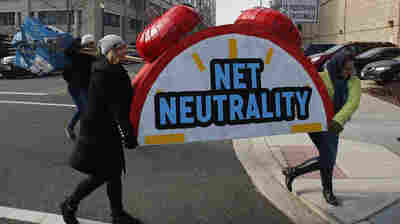 FCC's Repeal Of Net Neutrality On Track To Go Into Effect In April