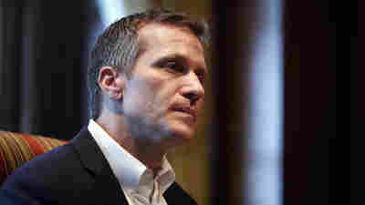 Missouri Gov. Eric Greitens Indicted On A Charge Of Felony Invasion Of Privacy