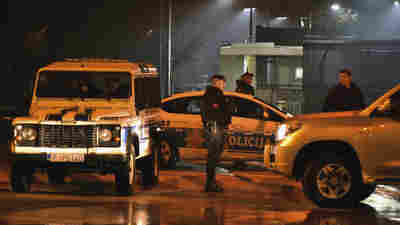 Hand Grenade Thrown At U.S. Embassy In Montenegro; Attacker Killed
