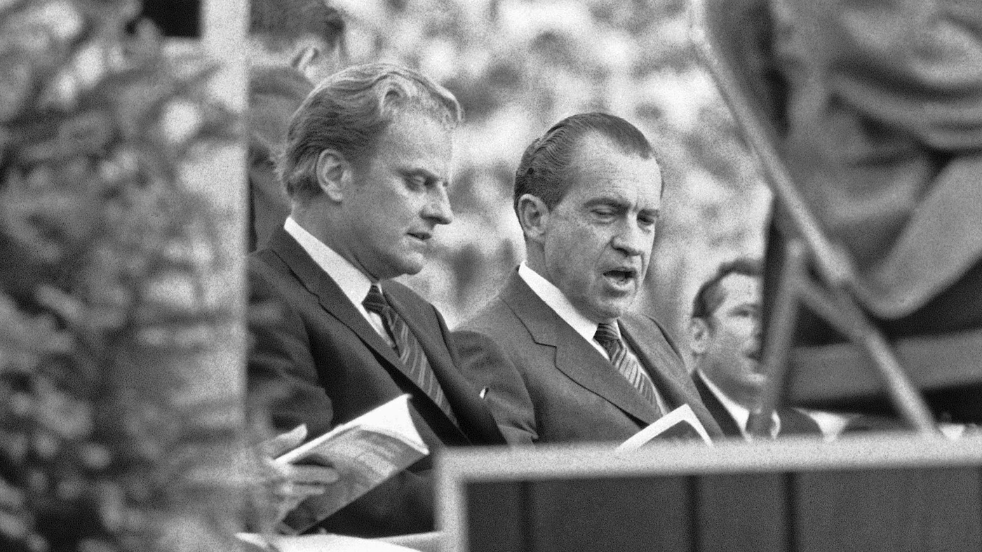 Billy Graham: 'America's Pastor' Or The Nation's Leading Hypocrite