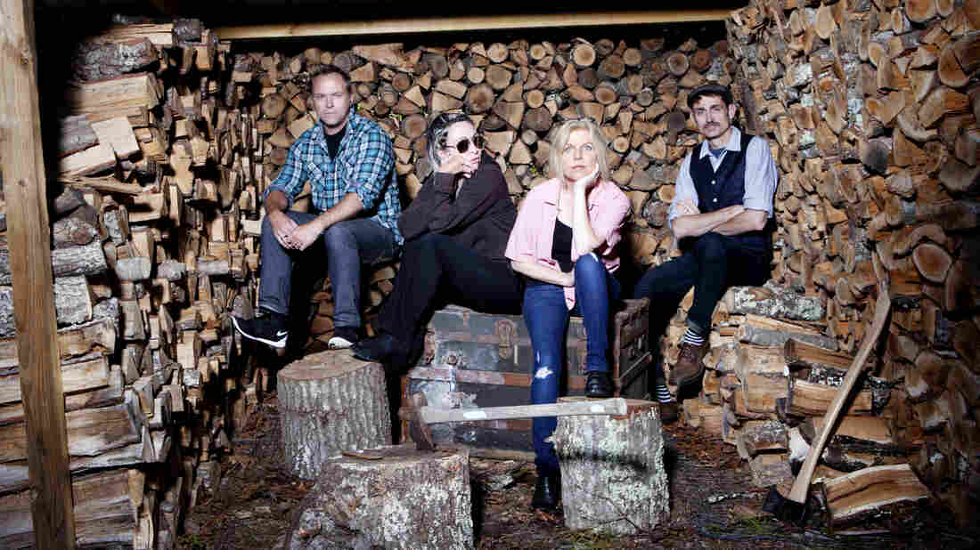Tanya Donelly Reunites Belly, Announces Comeback Album