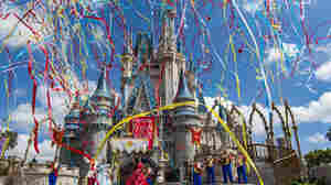 Disney Says Promised Bonus Depends On Workers Signing Wage Contract