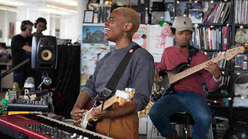 Vagabon: Tiny Desk Concert