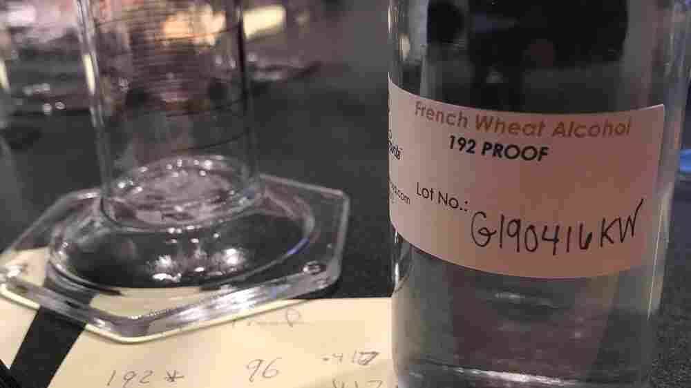 Episode 826: The Vodka Proof