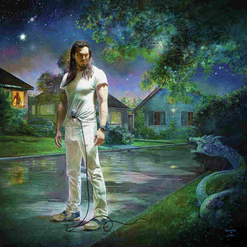 Andrew W.K.'s You're Not Alone is out March 2 on Sony Music.