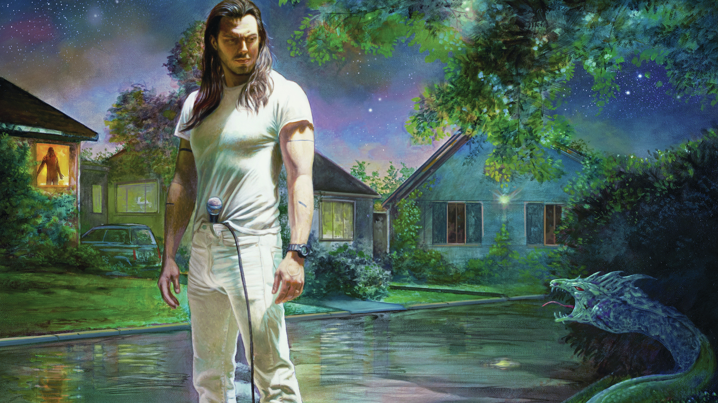 Review: Andrew W K , 'You're Not Alone' : NPR