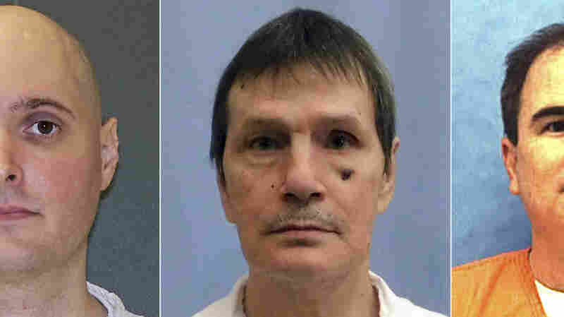 Texas Commutes Death Sentence, As Execution Carried Out In Florida; Alabama Postpones