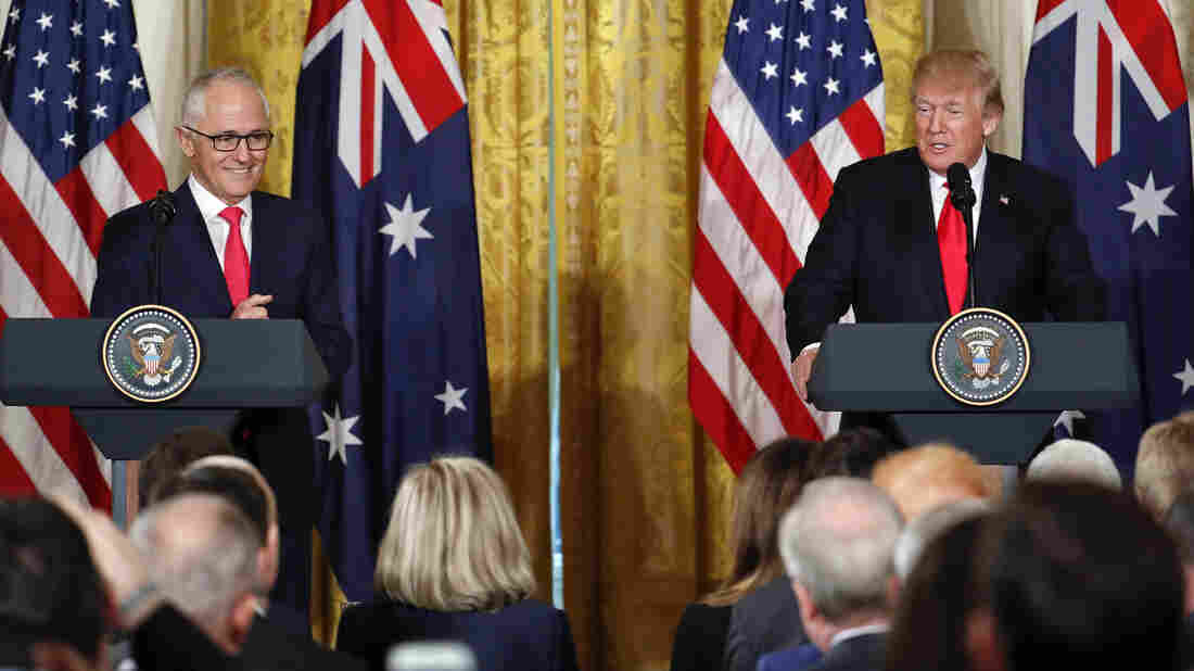 Australian prime minister readies trade, infrastructure pitch for Trump