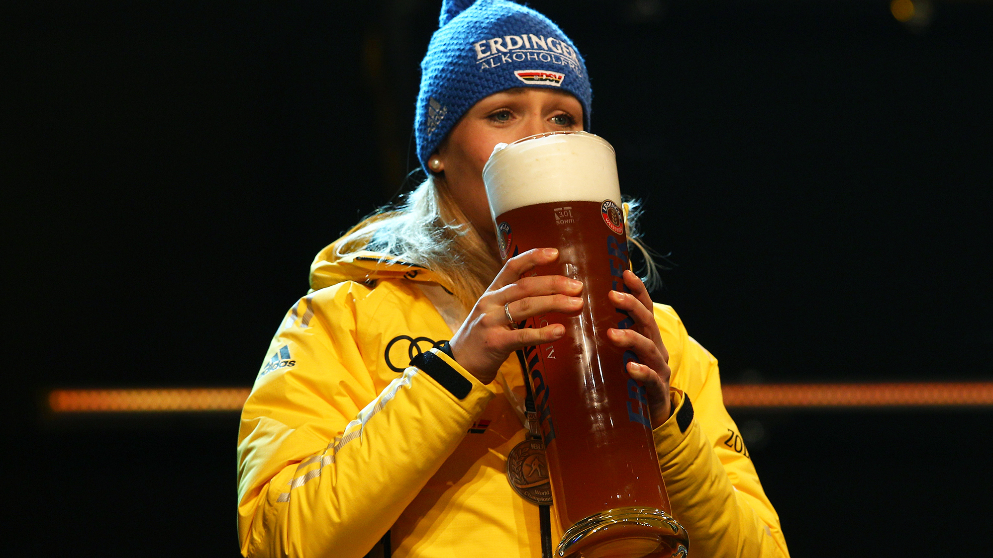 Olympians Are Using Non-Alcoholic Beer As Recovery Drinks. Here's The Science