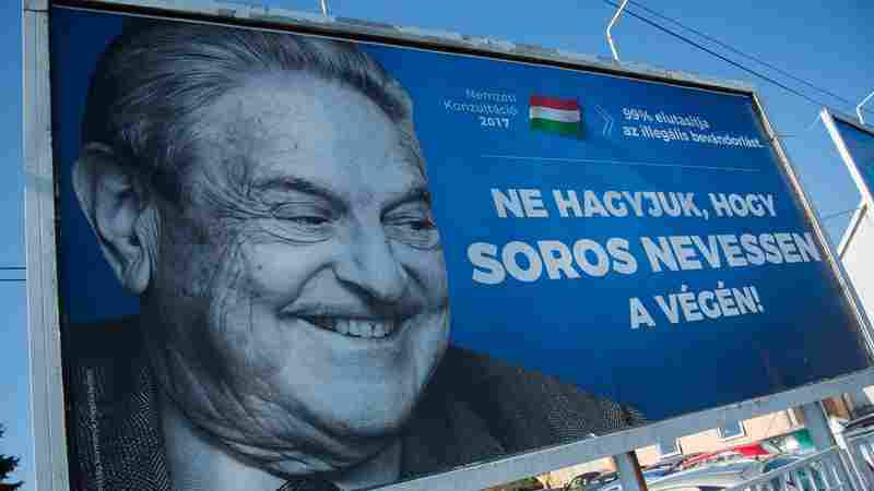 Hungary's Leader Proposes 'Stop Soros' Laws Against NGOs That Help Migrants