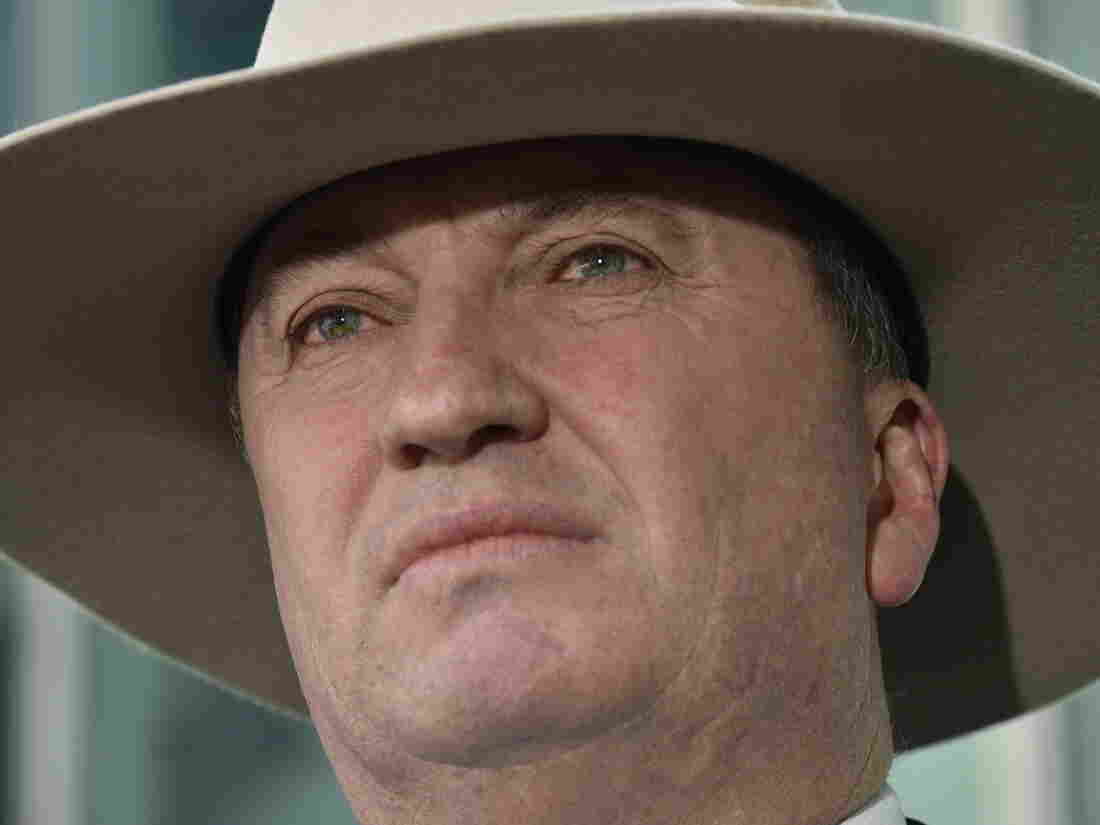 Barnaby Joyce tipped to resign as Australia's Deputy Prime Minister