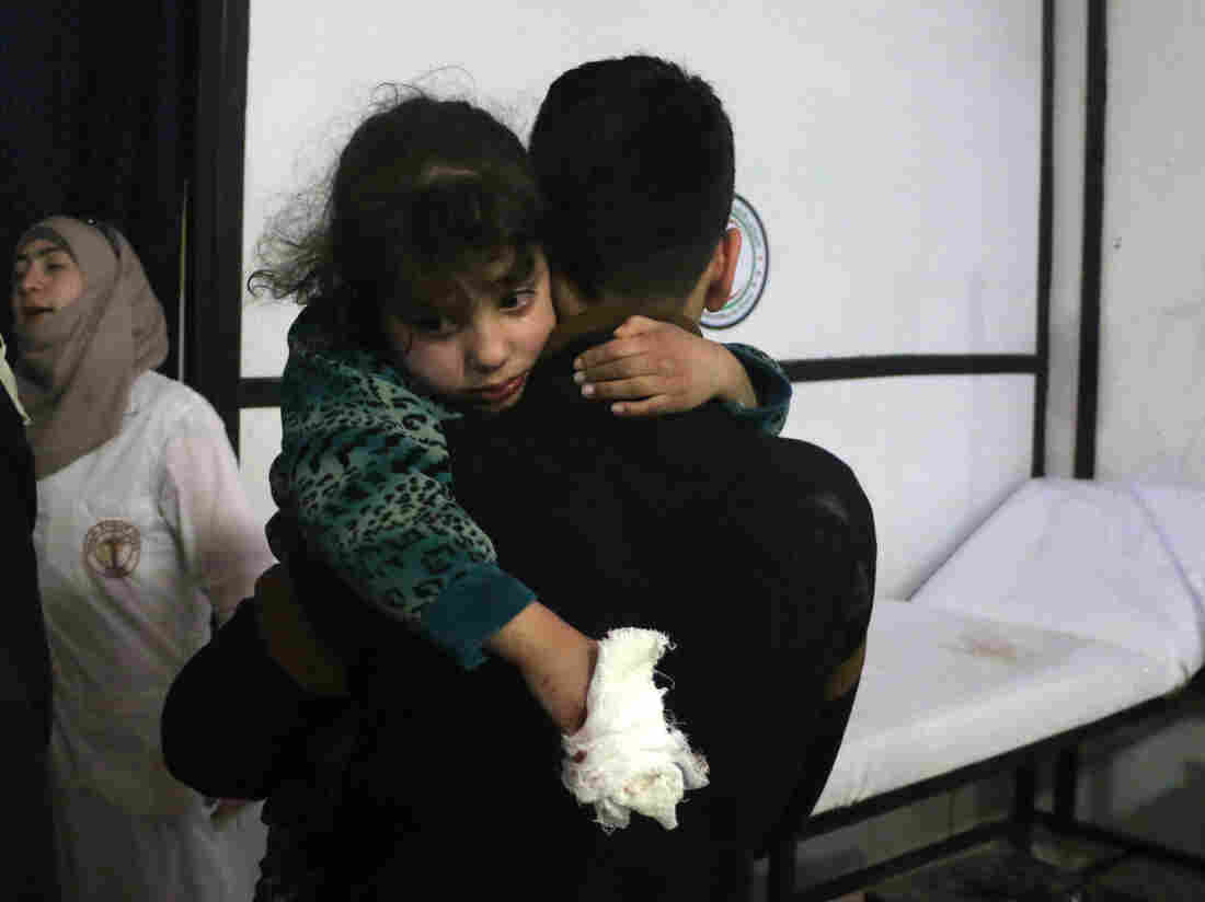 Syria: 2000 civilians killed in Ghouta in 3 months