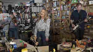 Lee Ann Womack: Tiny Desk Concert