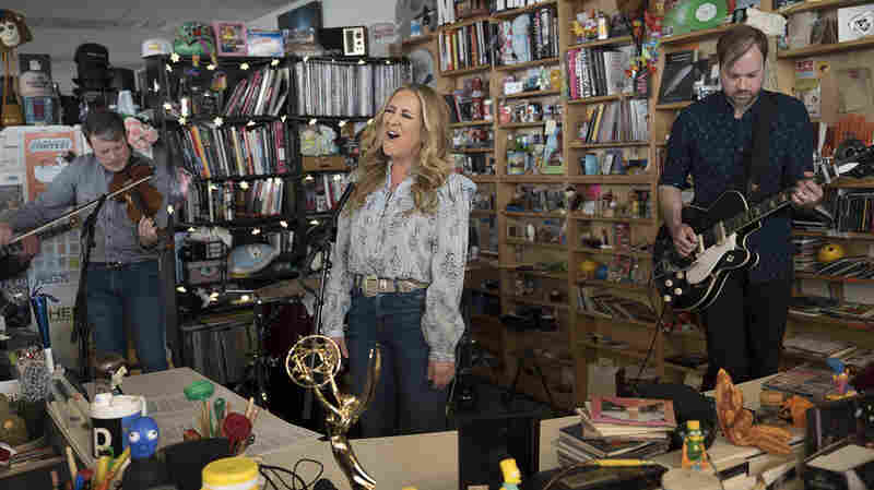 Lee Ann Womack: Tiny Desk Concert