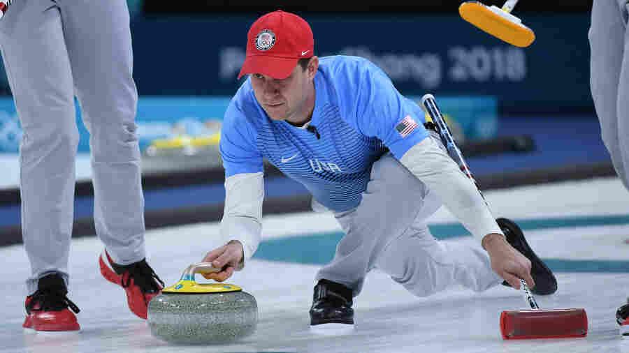 U.S. Men's Curling Team Wins Gold, Beating Sweden 10-7 At Pyeongchang Winter Olympics