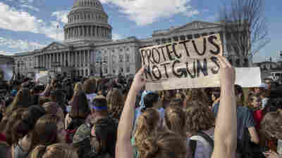 Students Walk Out For Gun Laws; West Virginia Teachers Walk Out For Pay
