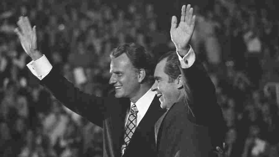 Billy Graham Walked A Line, And Regretted Crossing Over It, When It Came To Politics