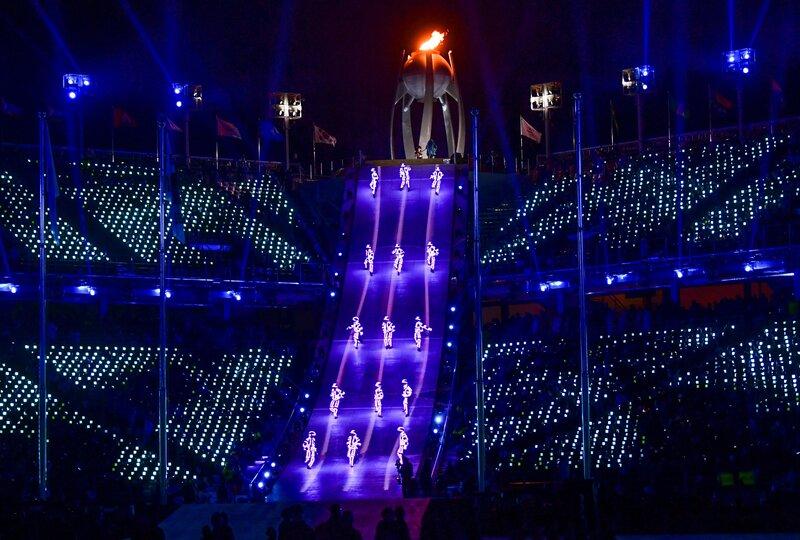 7108ec6e5a32 Highlights Of The Pyeongchang Olympics Closing Ceremony