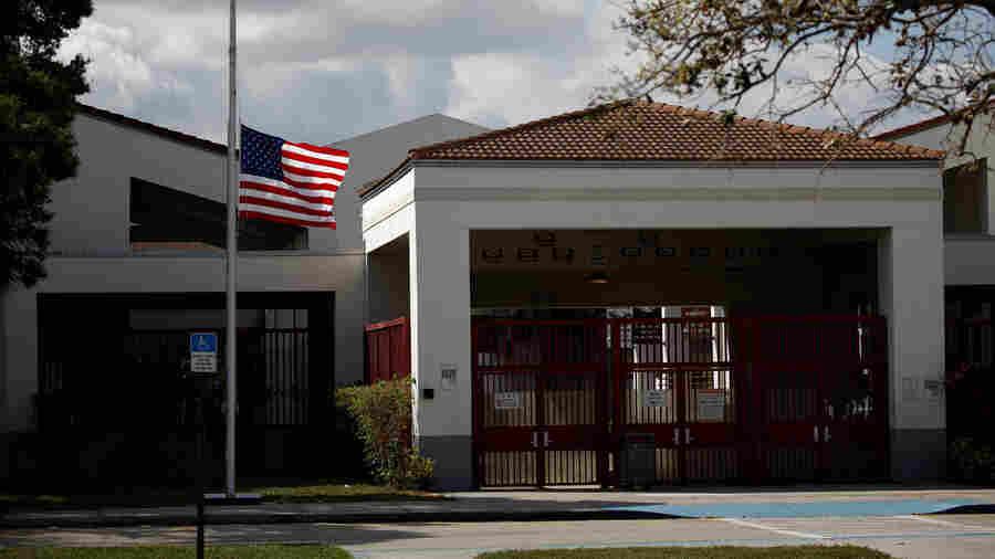 Teachers Respond To Trump's Push To Arm School Staff