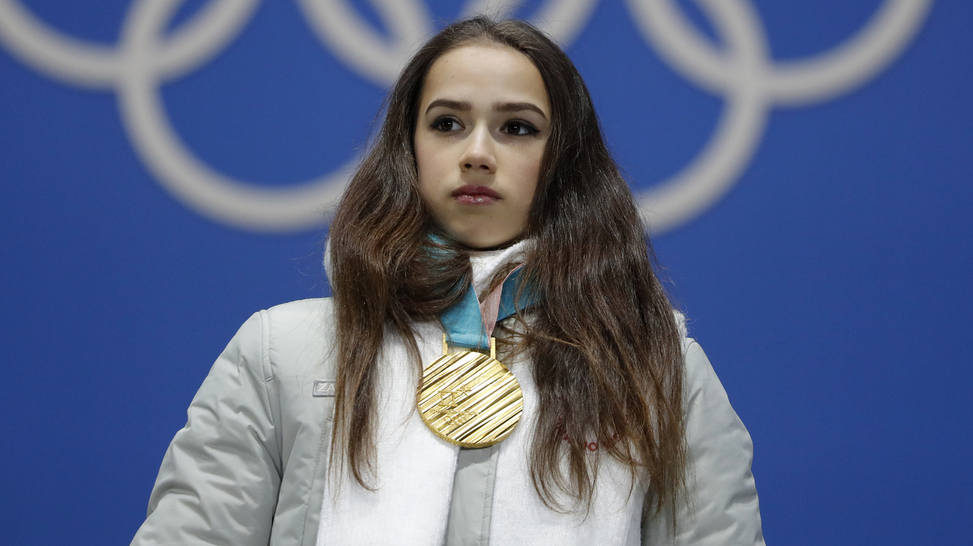A Russian Fan's Perspective On A Most Unusual Gold Medal Ceremony In Pyeongchang