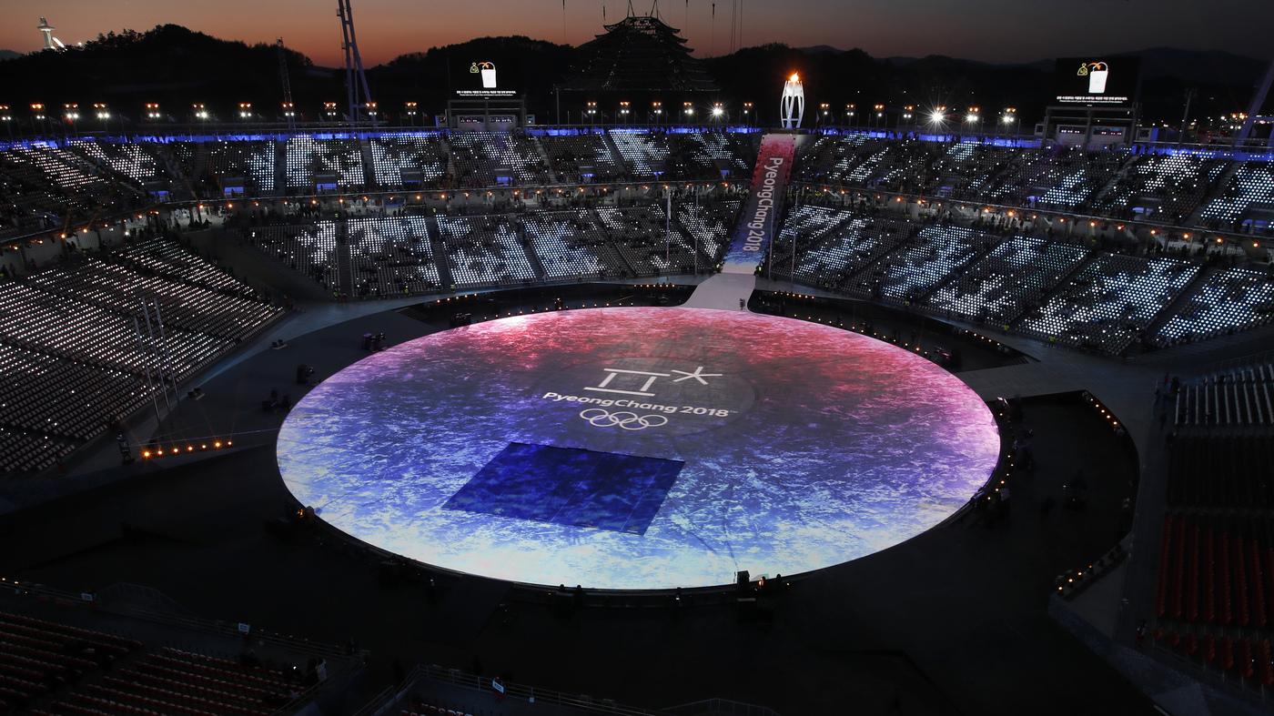 b4b41e83545b Pyeongchang Olympics  Closing Ceremony Ends Biggest Winter Games Ever   The  Torch   NPR