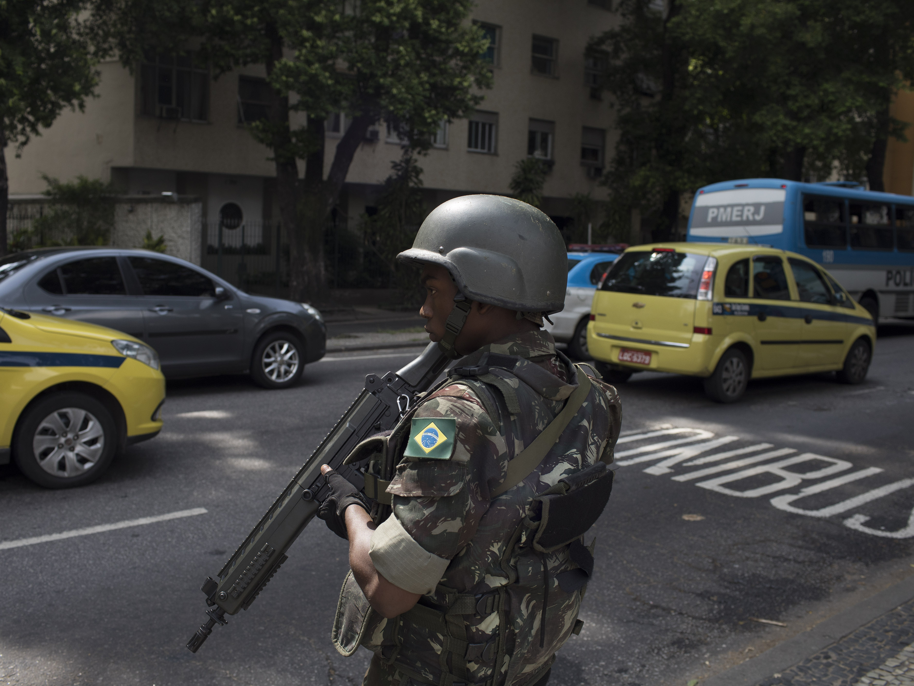 The Racket In Brazil: Gangs Are Blowing Up Banks For Cash