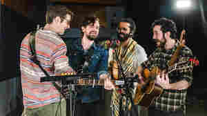 Darlingside On World Cafe