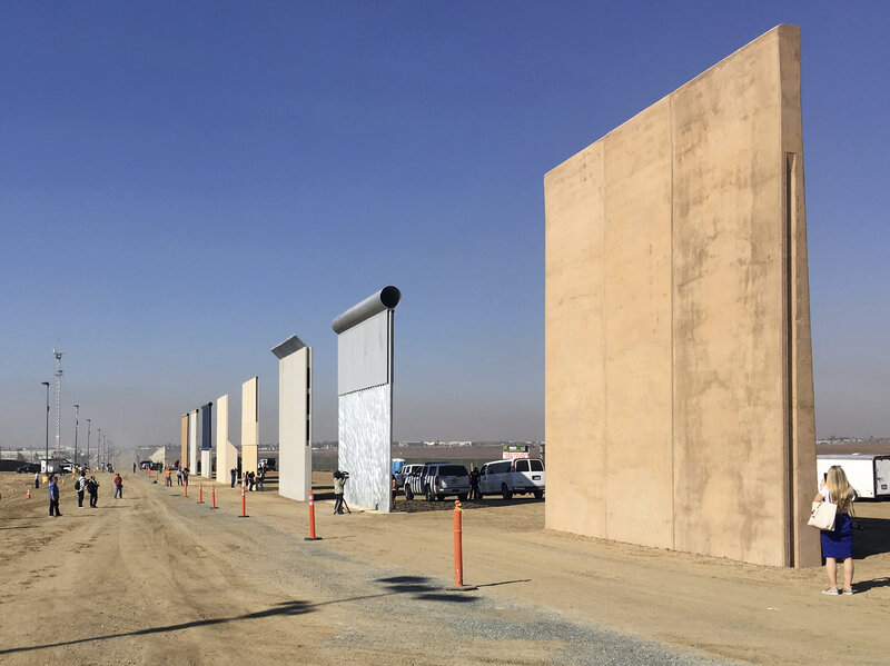 Federal Judge Who Was Disparaged By Trump Greenlights Border Wall