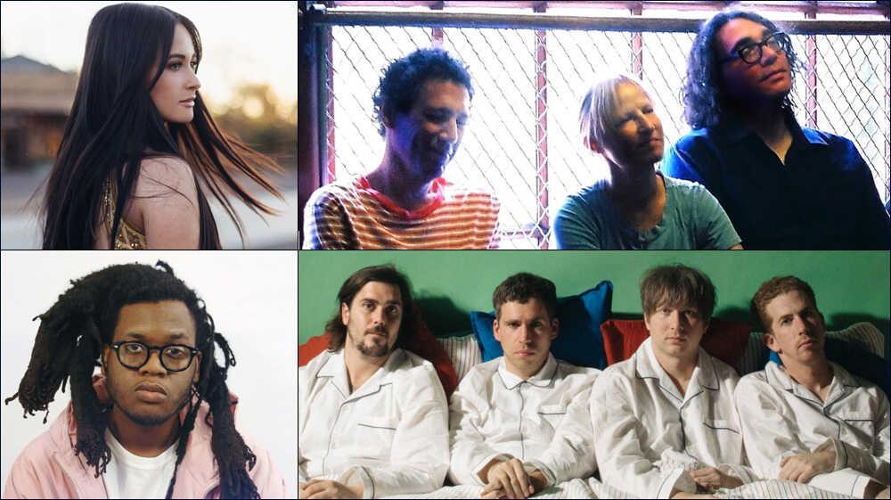 New Mix: Kacey Musgraves, Parquet Courts, Yo La Tengo, More