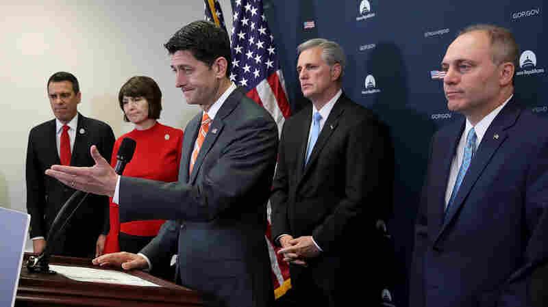 Congress Stalled On Bills To Tighten Gun Background Check System