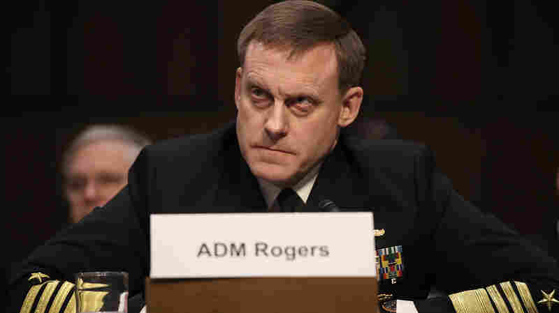 NSA Chief: U.S. Response 'Hasn't Changed The Calculus' Of Russian Interference