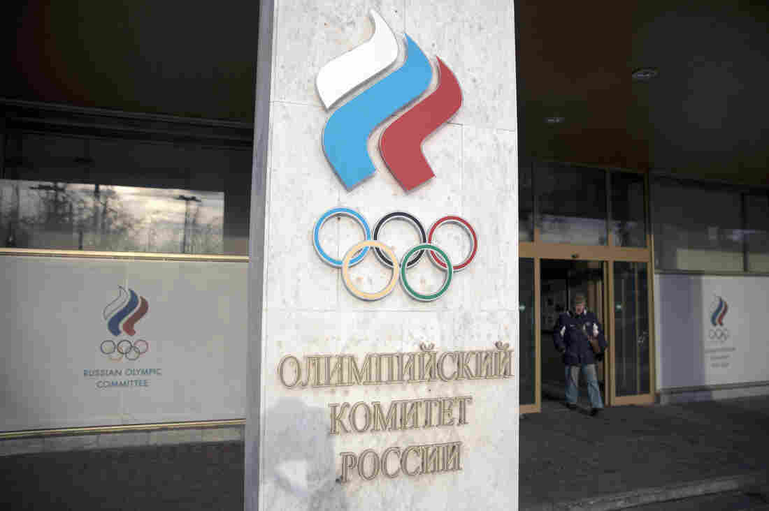 IOC lifts Russia's Olympic suspension