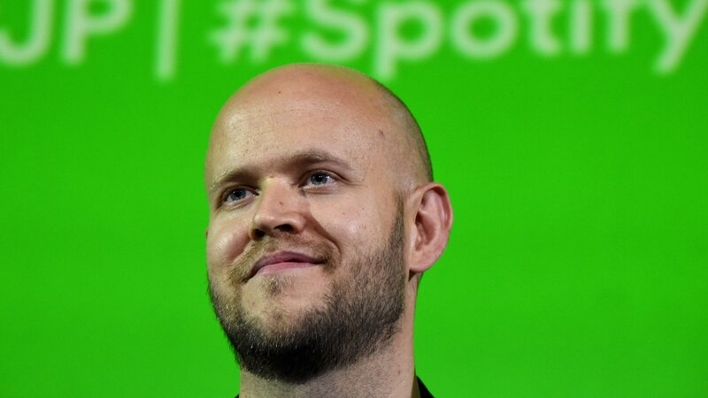 Spotify Files Papers For Its Entry To The Stock Market The Two Way