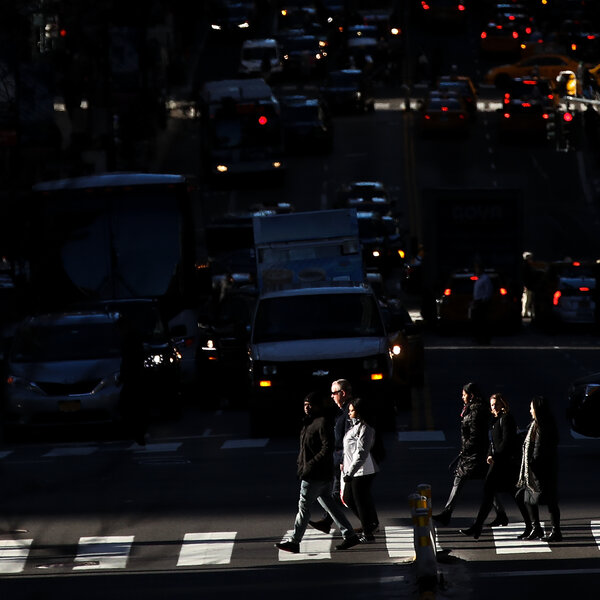 Pedestrian Fatalities Remain At 25-Year High For Second Year In A Row