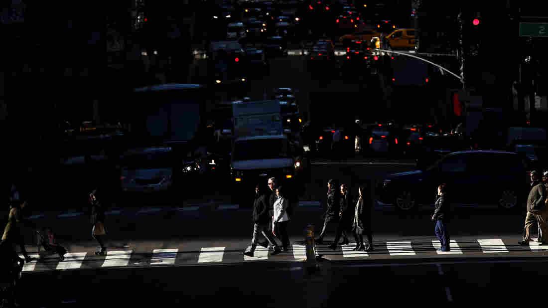 Pedestrian Traffic Deaths Are Still At A 25-Year High