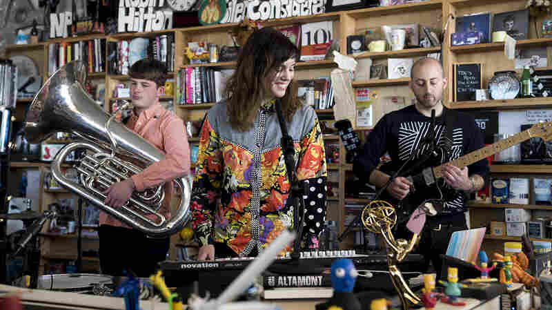 Anna Meredith: Tiny Desk Concert