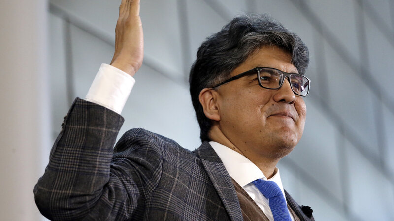 'It Just Felt Very Wrong': Sherman Alexie's Accusers Go On The Record by Lynn Neary for NPR
