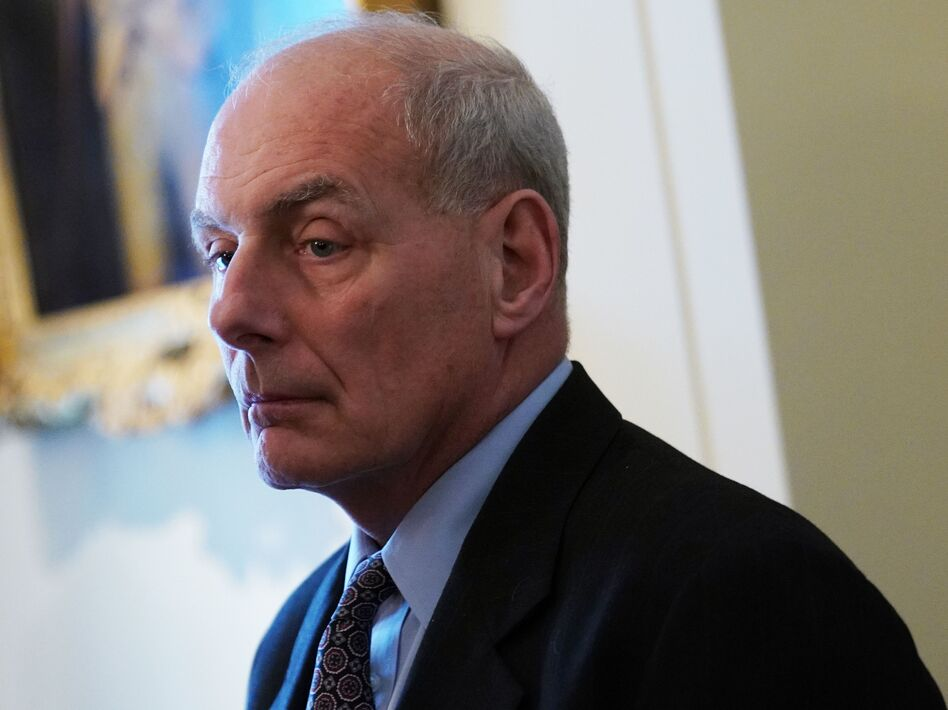 "John Kelly says he ""did something wrong"" to get chief of staff job and have to give up leading the Department of Homeland Security. (Mandel Ngan/AFP/Getty Images)"