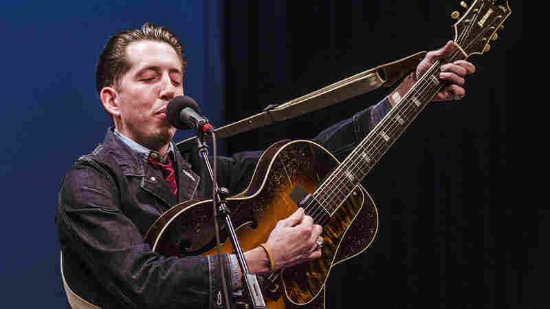 Pokey LaFarge On Mountain Stage