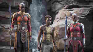 'Black Panther' Brings New Visibility To Cosplayers Of Color