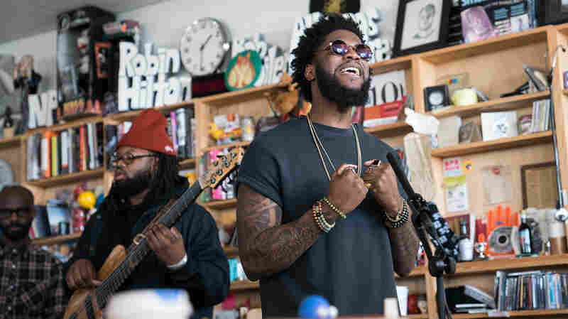 Big K.R.I.T.: Tiny Desk Concert